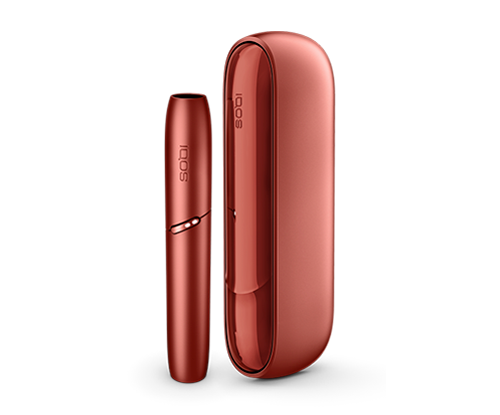 IQOS duo 紅色